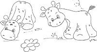 """""""desenho de girafas para pintar fraldas"""""""