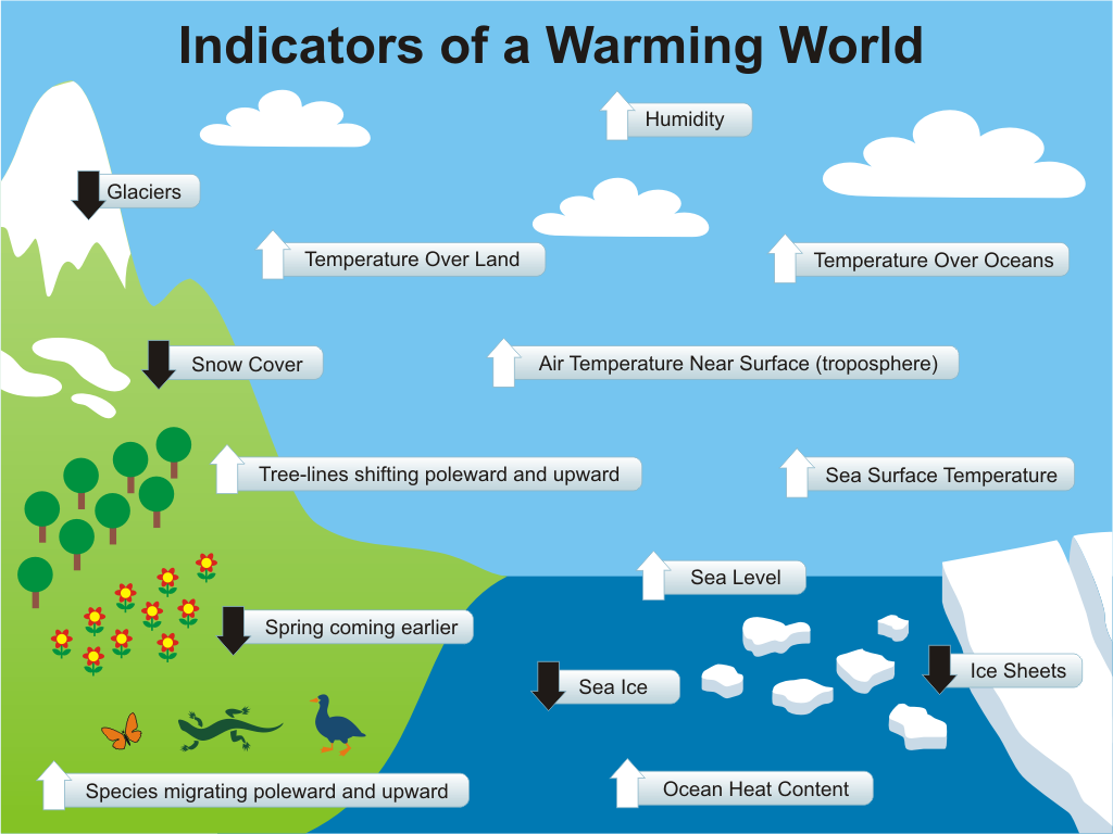The global warming phenomenon and how to overcome the global warming