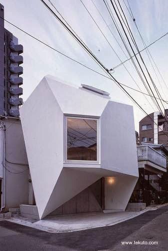 Casa pequeña en Japón