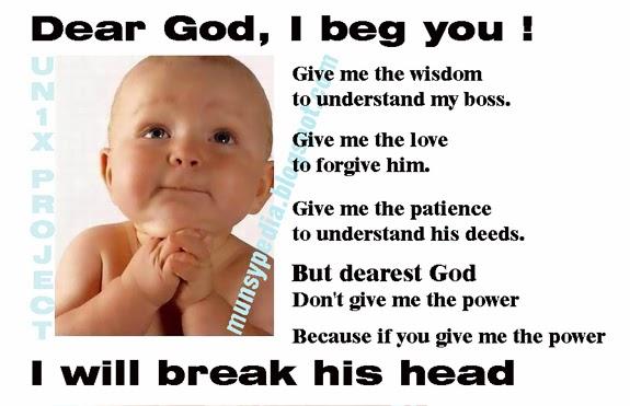 bayi sedang berdoa
