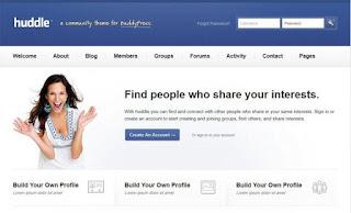 Cara membuat social network