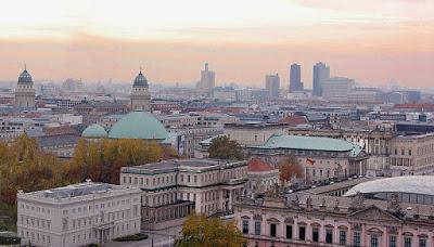 la ciudad de berlin