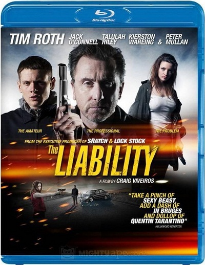 l  The Liability (2012) 720p BRRip 600MB