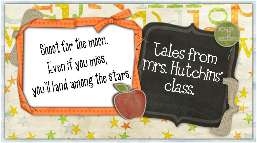 Mrs. Hutchins Class