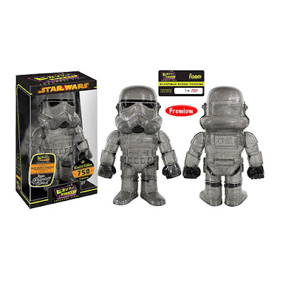 "Star Wars ""Starfield"" Stormtrooper Hikari Sofubi Vinyl Figure by Funko"