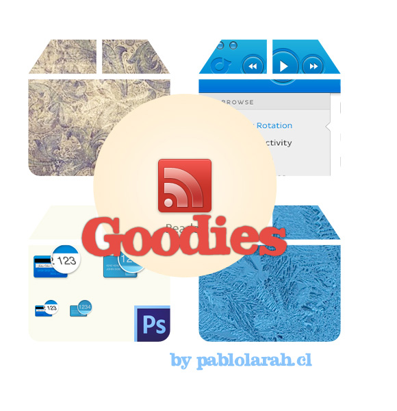 Goodies Roundup October 23 2012,pablolarah, Blog Pablo Lara H