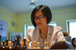 Echecs : la championne du monde d'échecs Hou Yifan - Photos © Chessbase
