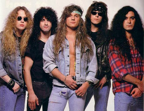 Steelheart – She's Gone