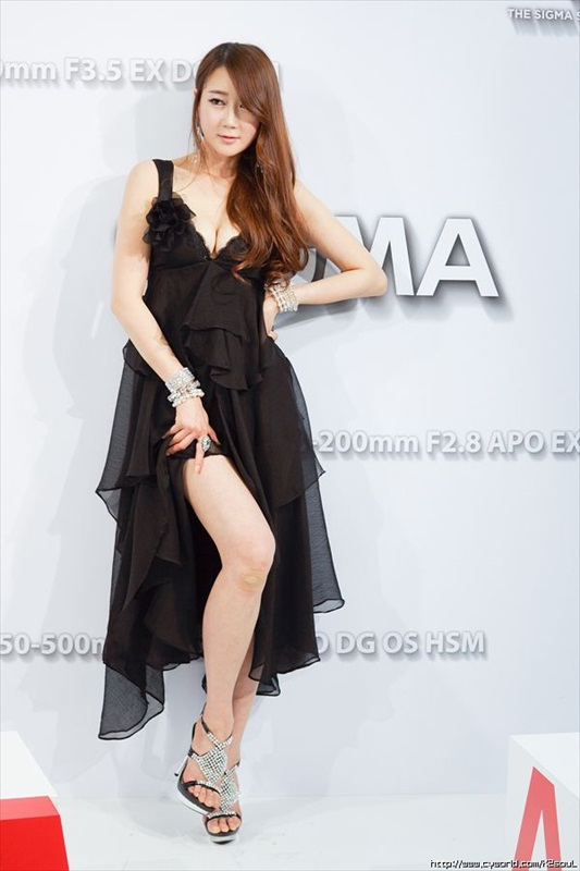 Korean Models – P & I 2012 Part 3