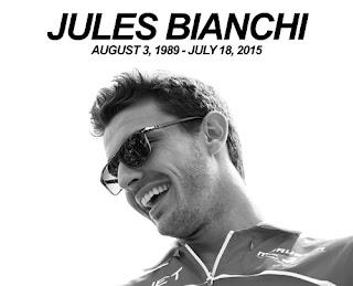 No te olvidaremos, Jules.