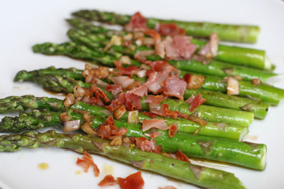 International Recipe Syndicate: Grilled Asparagus in ...