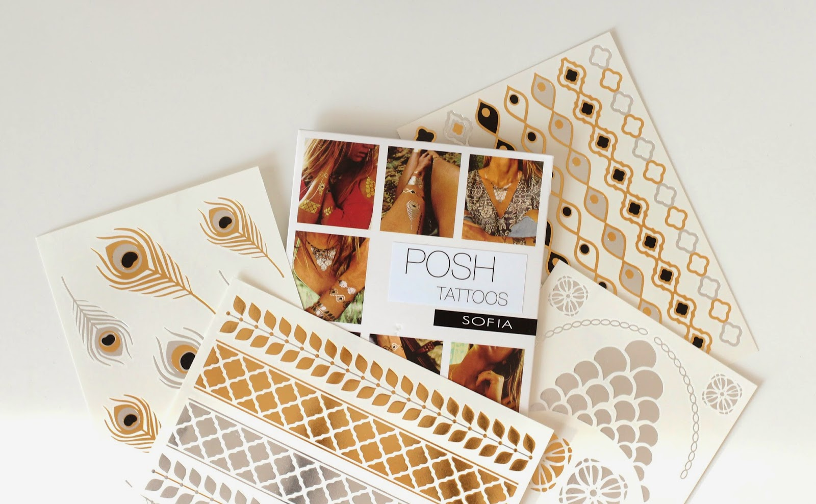 Posh Tattoos Review by http://quitealooker.com/