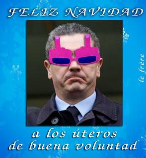 """""""Alberto Ruiz-Gallardón"""", """"útero"""", """"aborto"""""""