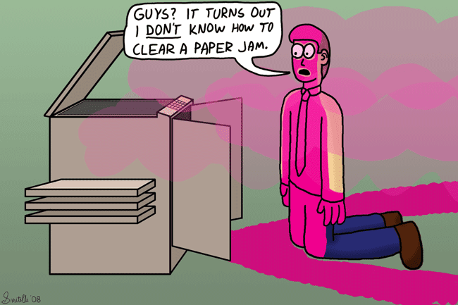 how to avoid paper jams in printers