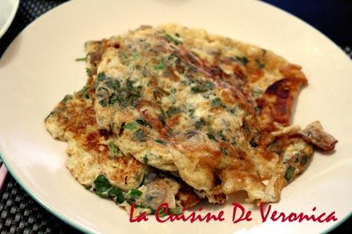 La Cuisine De Veronica 蜆肉煎蛋