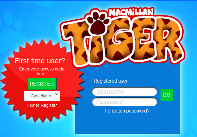 Macmillan Tiger Digital