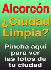 Alcorcón, ¿ciudad limpia?