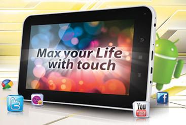 Harga Movi Max P5 Hercules, Spesifikasi Dukung Dual Sim Card