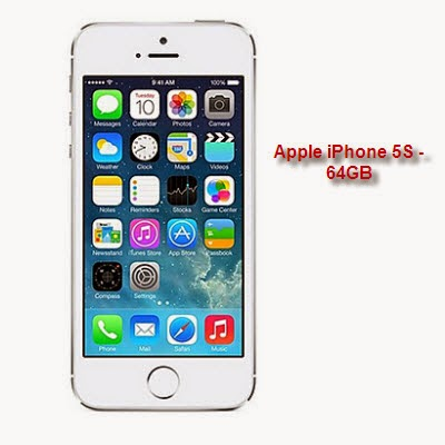 Buy Apple iPhone 5S at Rs. 34599 only from Snapdeal- Limited Time offer