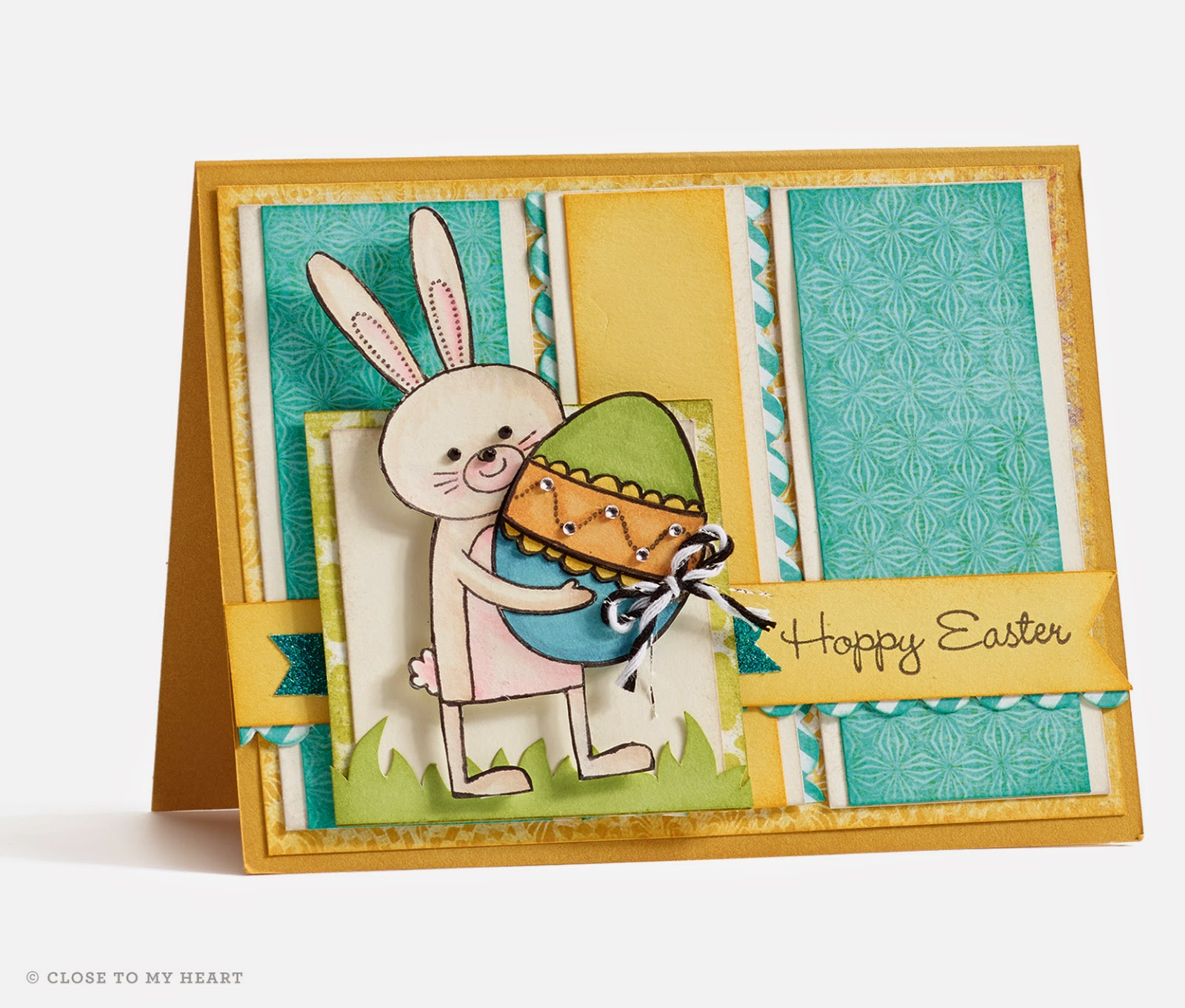 CTMH Easter Card