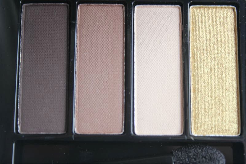 Joan Collins Beauty Eyeshadow Quads