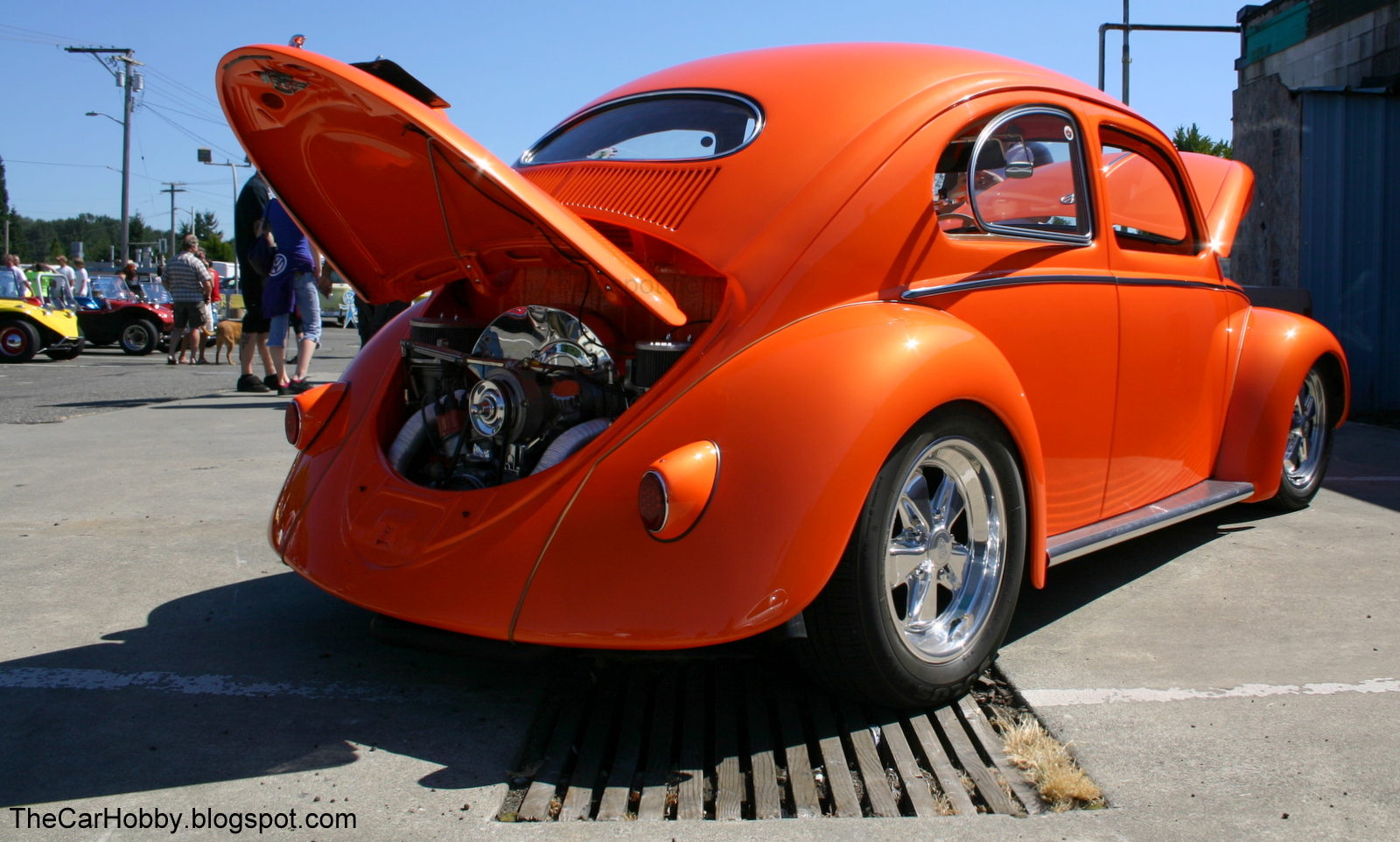 bumpys dubfest  car hobby