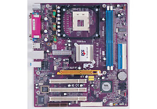 ECS P4M800-M Desktop Motherboard PC Notebook Computer Drivers Collection for Win OS 32bit and 64bit