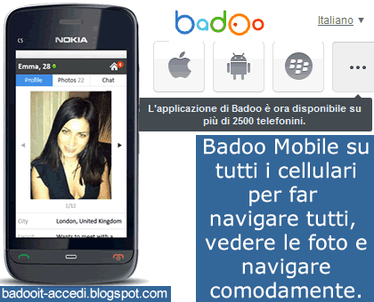 badoo su cellulare yuo tube video porno