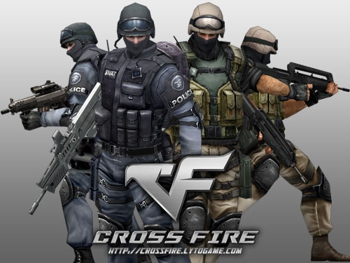 crossfire Online it's new