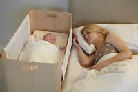 Bednest bressol collit adossat al llit pares