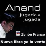 Anand jugada a jugada por Zenón Franco - Ediciones Tutor