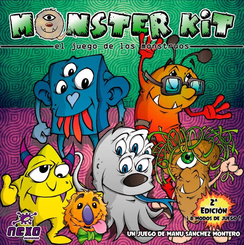 Nueva edición de Monster Kit