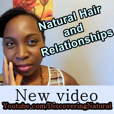 Natural Hair and Relationship Men