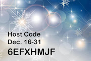 Use This Host Code (thru 12/31)