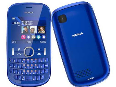 Nokia Asha 200 Dual SIM QWERTY