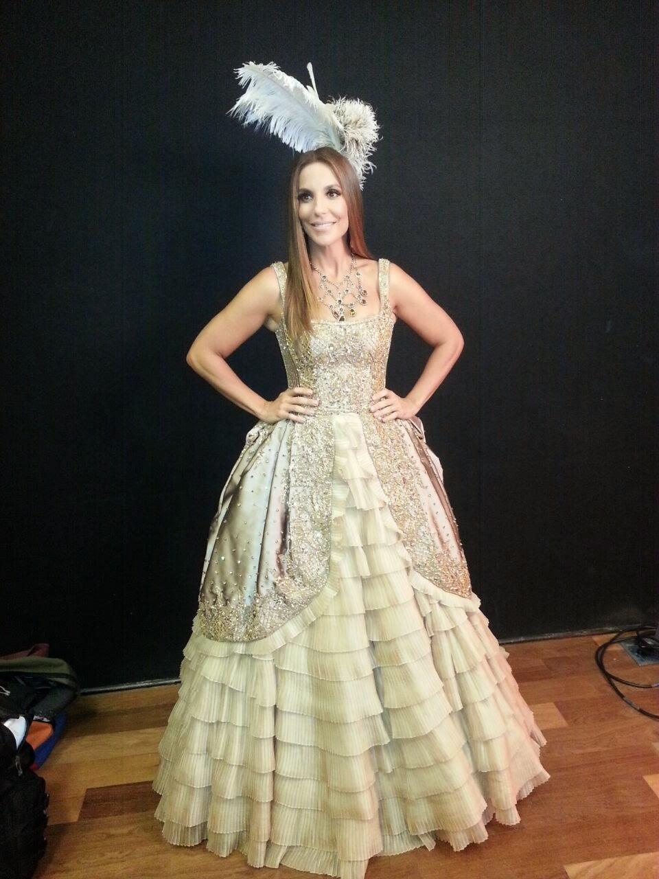 Baile de Carnaval da Vogue em SP 2015