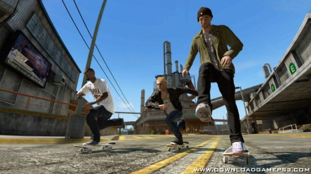 skate 3 pc emulator download