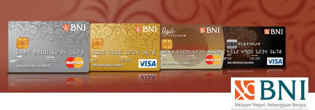 Bunga Kartu Kredit BNI