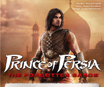 Price Of Persia - The Forgotten Sands PC Game Free Download Full Version