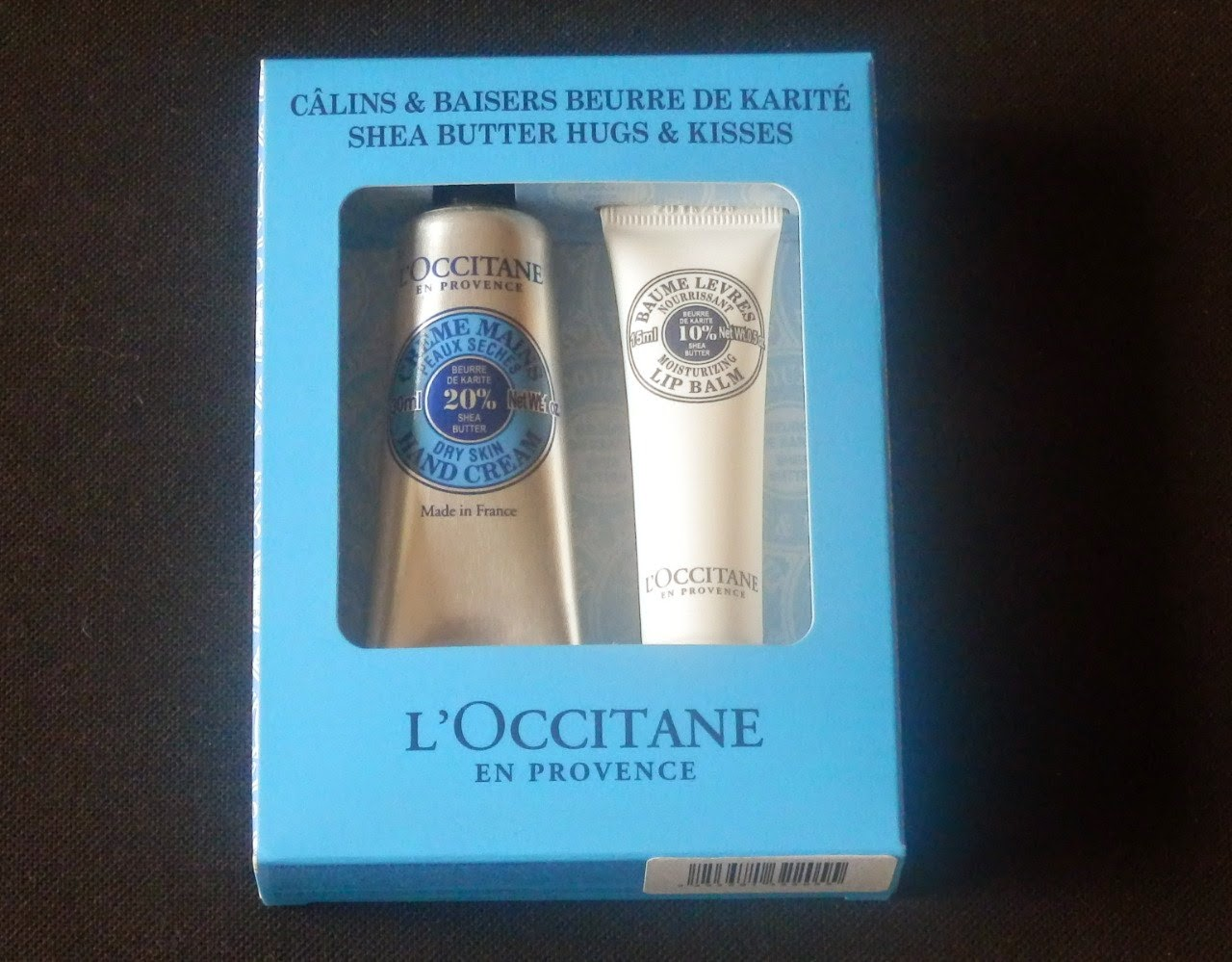 L'Occitane Shea Butter Hugs & Kisses