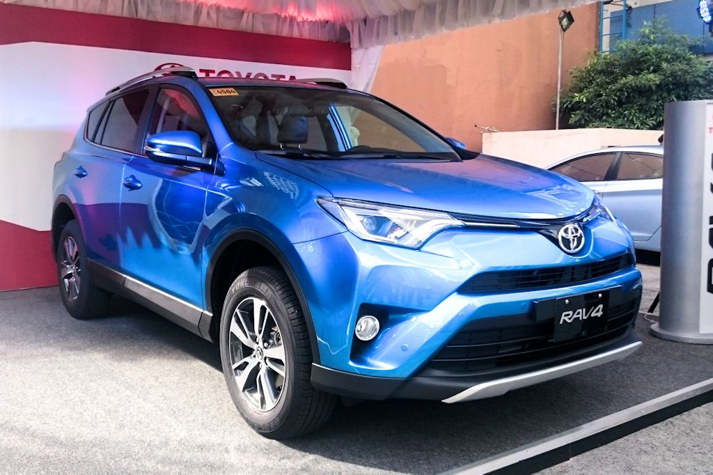 Toyota Motor Philippines Presents 2016 Rav4 A New Dimension Of Action W Specs Philippine
