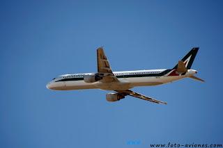 Airbus A321 / I-BIXA