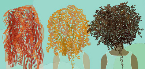 Hair growth chart ~ Cosette's Beauty Pantry