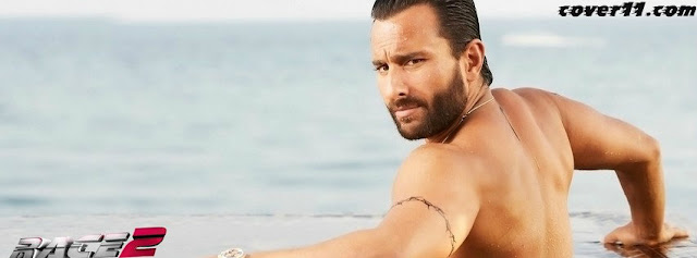 Saif Ali Khan Race 2 FB Cover photo