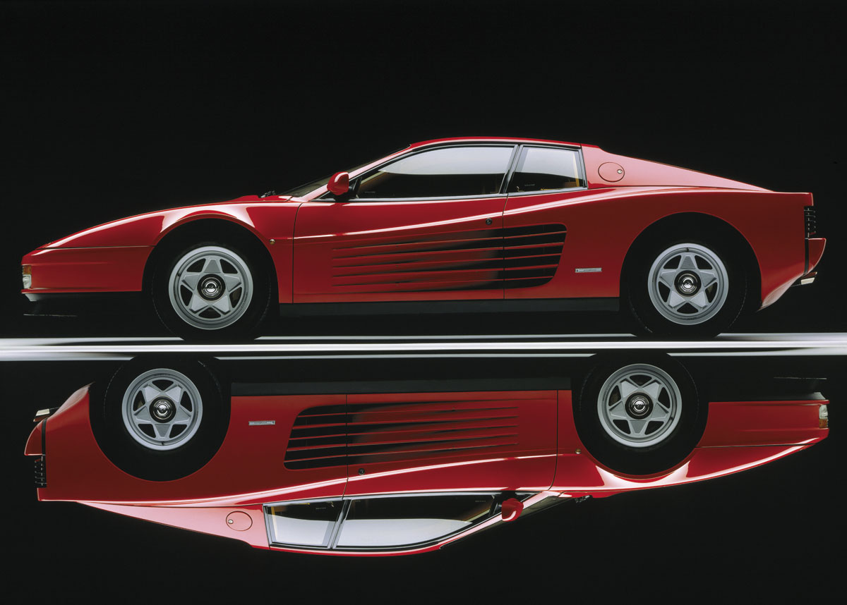 Ferrari Testarossa Wallpaper Hd Sport Car Wallpaper