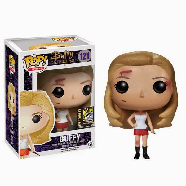 San Diego Comic-Con 2014 Exclusive Bloody Buffy the Vampire Slayer Pop! Vinyl Figure by Funko