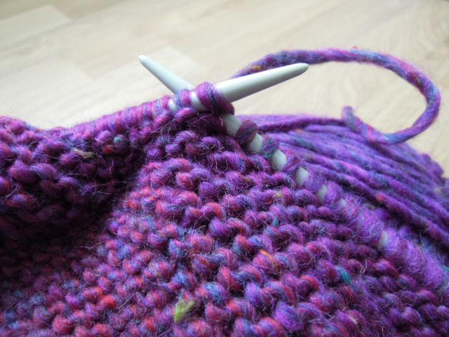 Garter Stitch Love