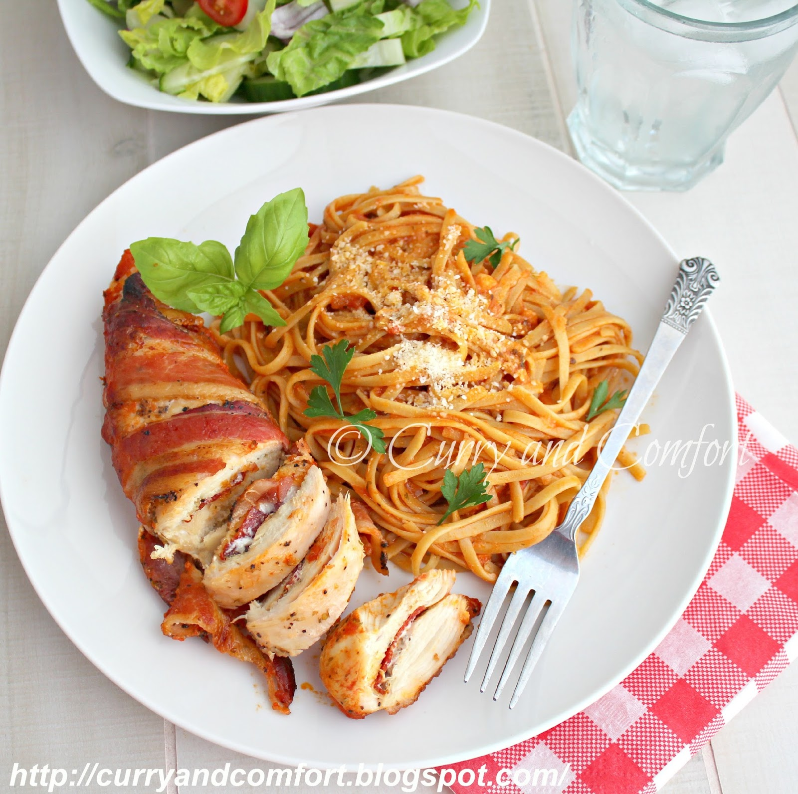 Chicken and pepperoni pasta recipes