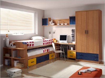 Camas modernas para ni os alife 39 s design - Modelos de camas nido para ninos ...