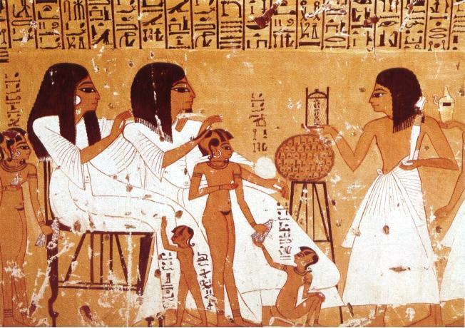 el matrimonio en Egipto